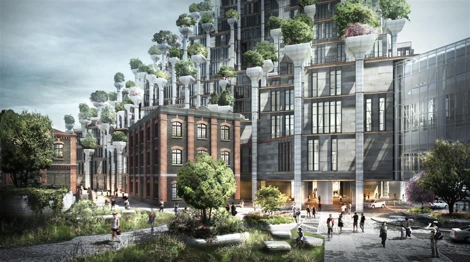 1000 Trees - Shanghai