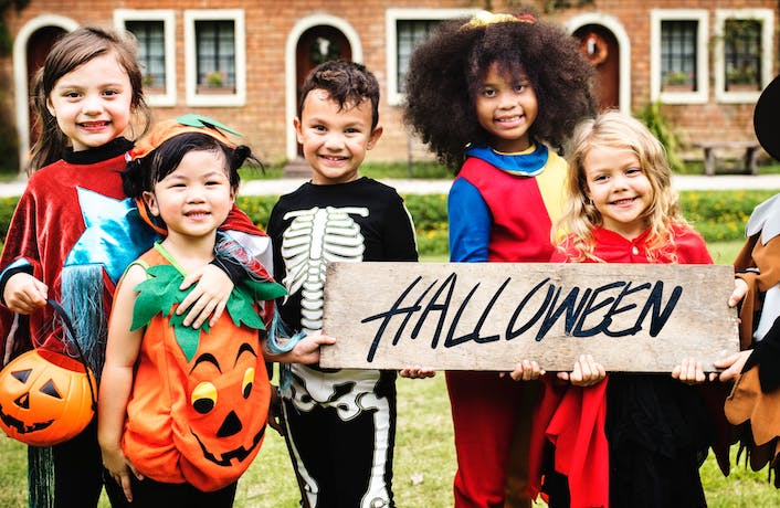 aa5ae032446a Whether it's 'trick or treating,' or you plan to attend the Urban Family  Halloween Weekend, ...