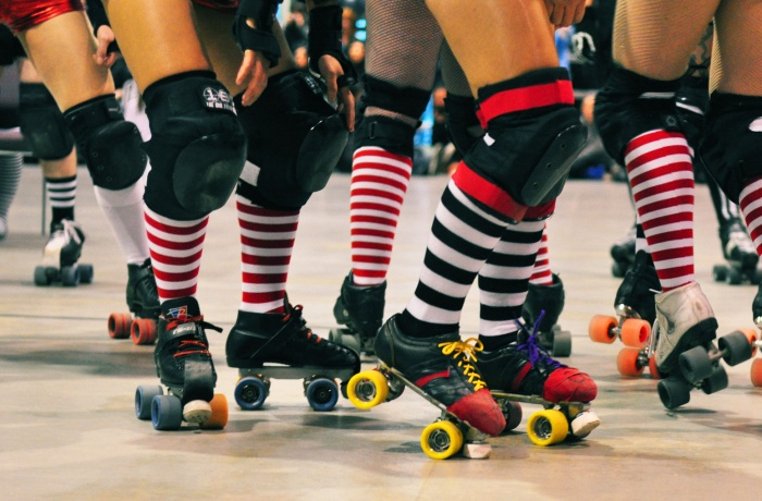 Sign-up for Beijing Roller Derby