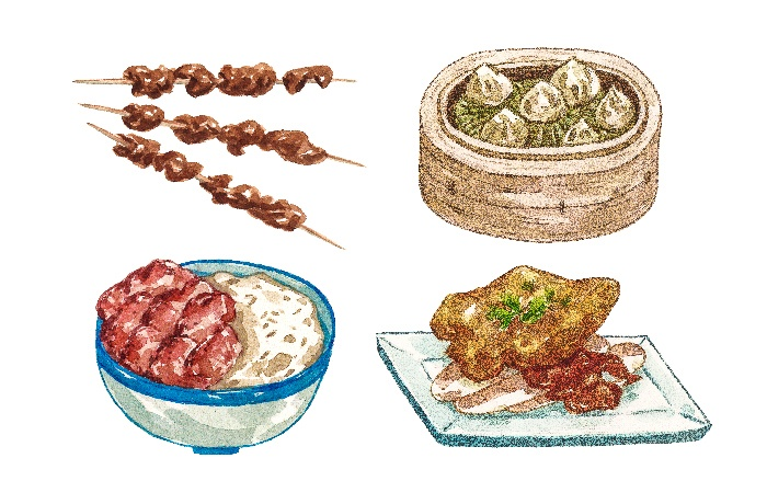 Cheat Sheet: Chinese Food For Kids