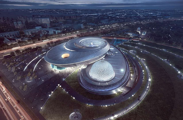 World's Largest Planetarium Opening in Shanghai