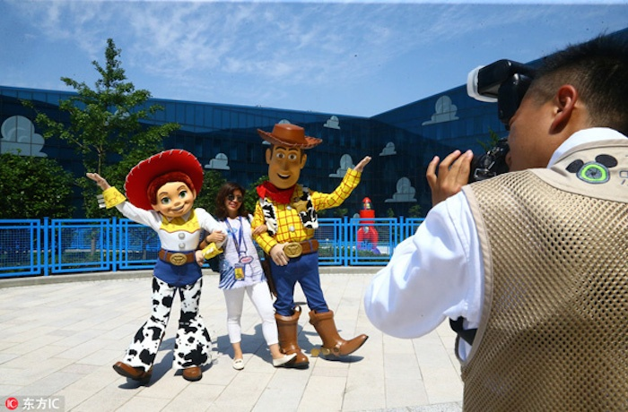 Shanghai Disney Resort Announces Toy Story Land is Coming