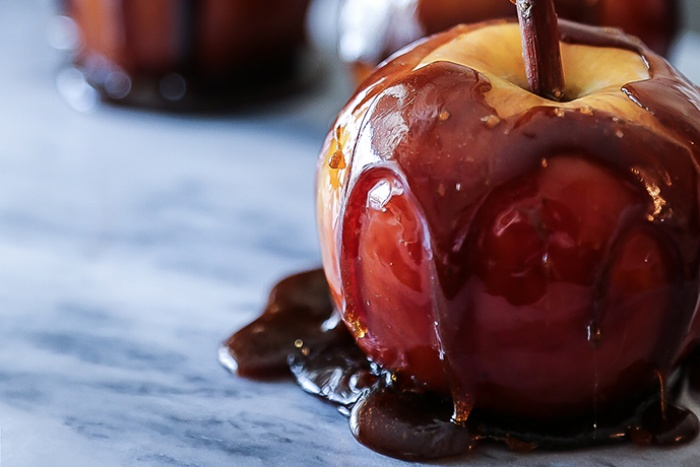 Sweet and Easy Toffee Apples Recipe