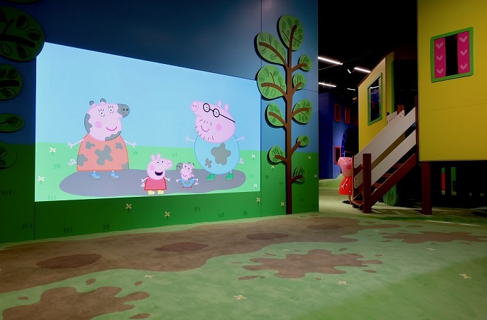 Step Inside: The Immersive Peppa Pig World of Play
