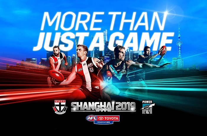 Aussie Rules Football Returns to Shanghai in June