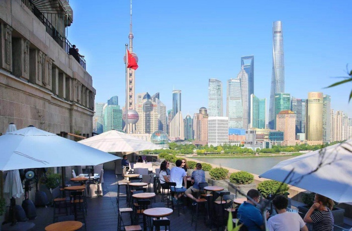 Shanghai's Top Al Fresco Restaurants & Terraces 2019